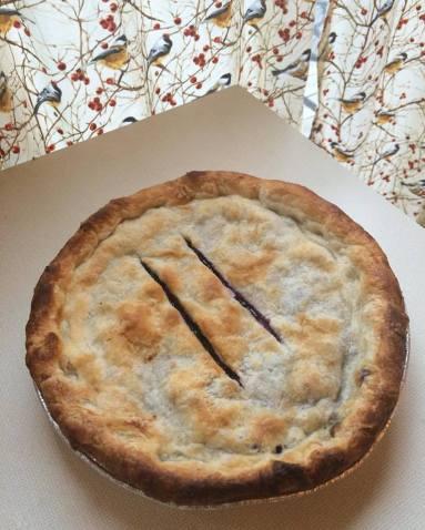 Helen's pie